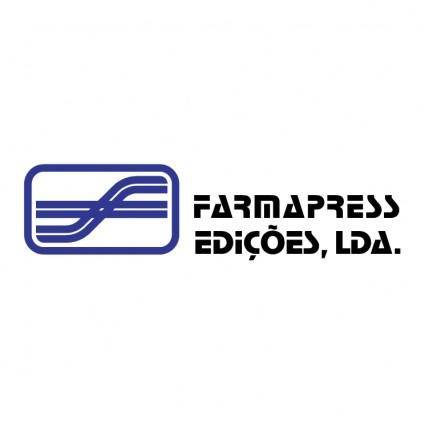 free vector Farmapress edicoes