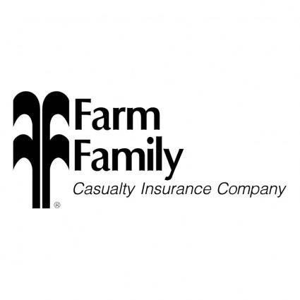 free vector Farm family
