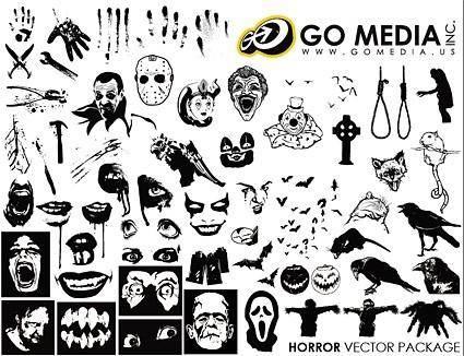 free vector Go media produced vector foreign terrorist elements