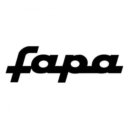 free vector Fapa