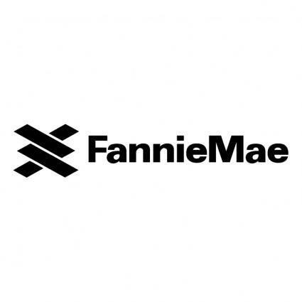 free vector Fannie mae 1