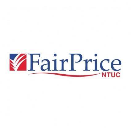 free vector Fairprice