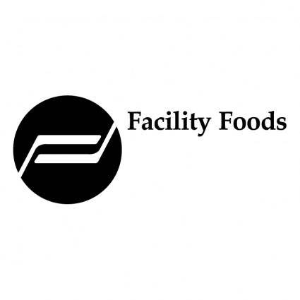 free vector Facility foods