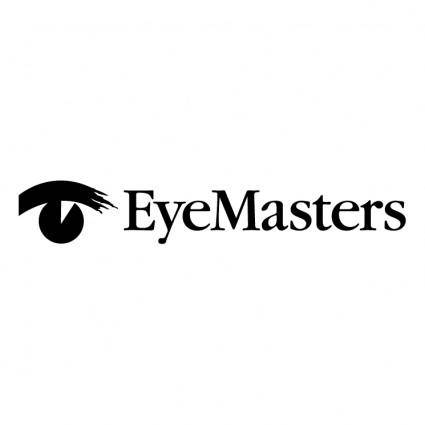 free vector Eyemasters
