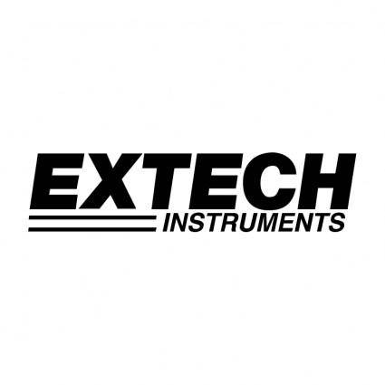 free vector Extech instruments