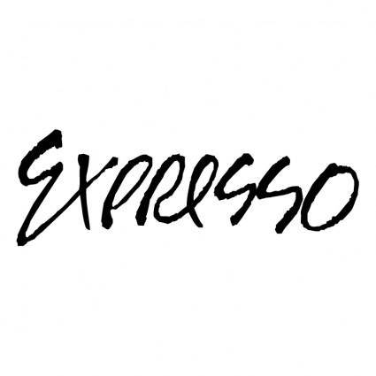 free vector Expresso