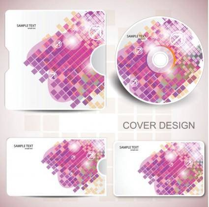 free vector Brilliant trend cd02 vector