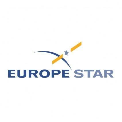 free vector Europestar
