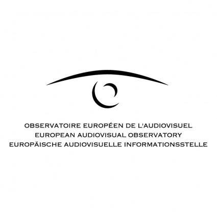 free vector European audiovisual observatory