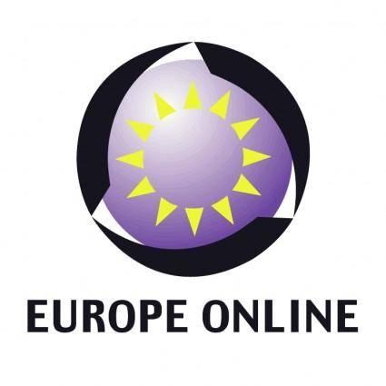 free vector Europe online