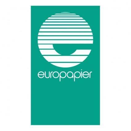 free vector Europapier