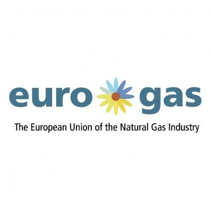 free vector Eurogas 0