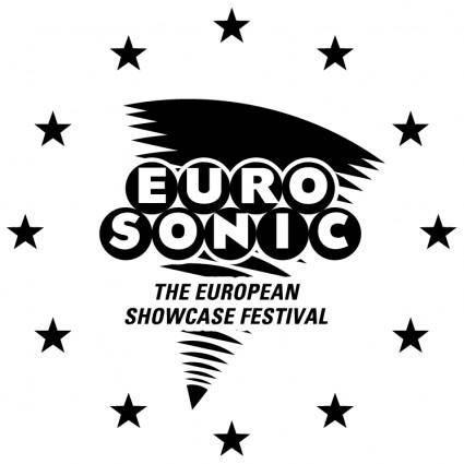 free vector Euro sonic