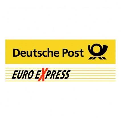 free vector Euro express