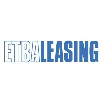 Etba leasing