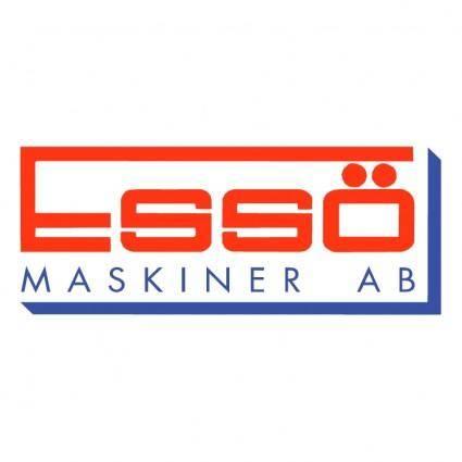 free vector Esso maskiner