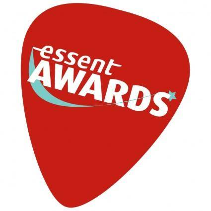 free vector Essent awards