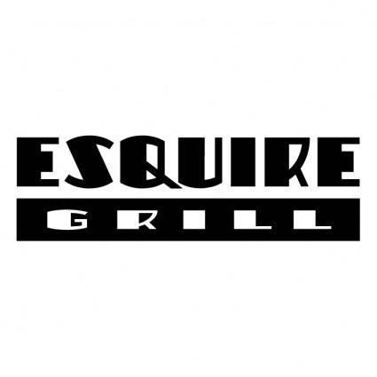 Esquire grill