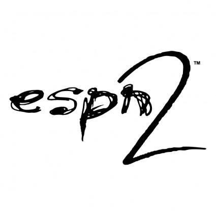 free vector Espn 2 2