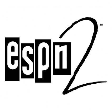 free vector Espn 2 1