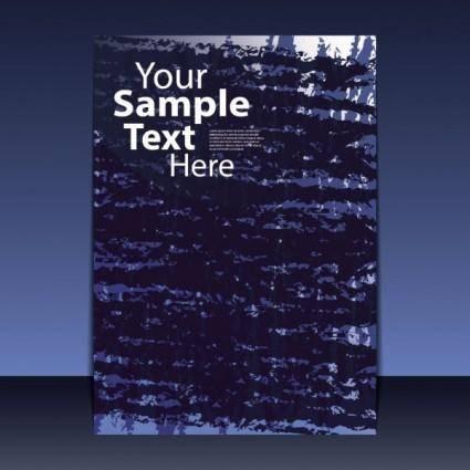 free vector Classic book cover design 01 vector