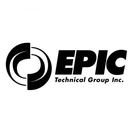 free vector Epic technical group