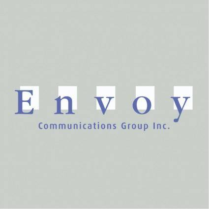 free vector Envoy communications group