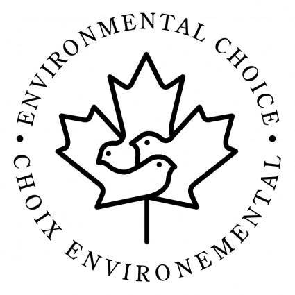 free vector Environmental chioce