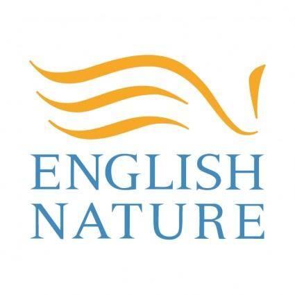 free vector English nature