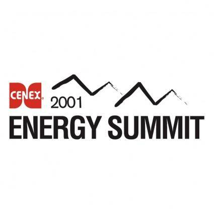 free vector Energy summit