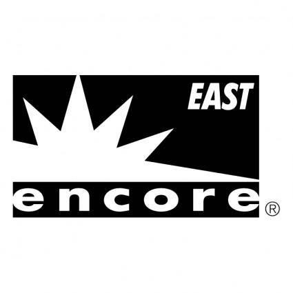 free vector Encore east