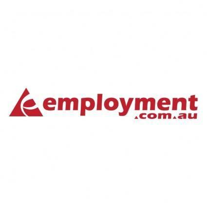 free vector Employmentcomau