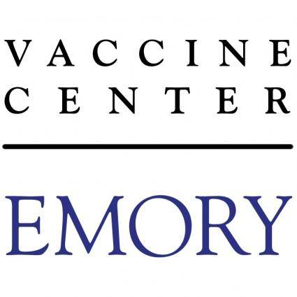 free vector Emory vaccine center