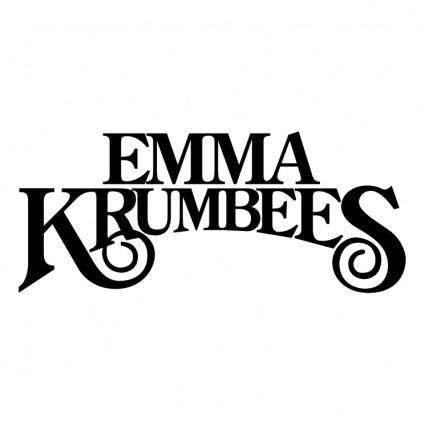 free vector Emma krumbees