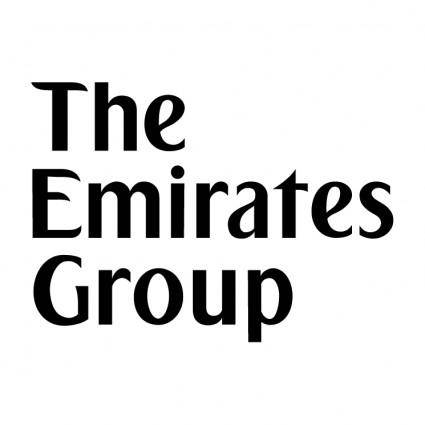 free vector Emirates group
