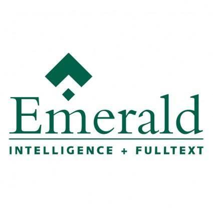free vector Emerald
