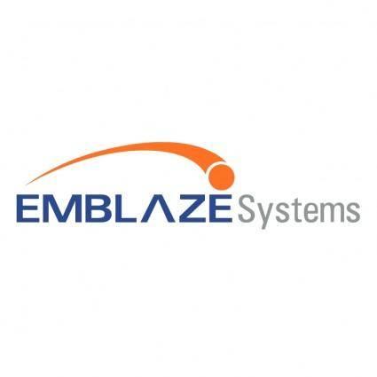 Emblaze systems
