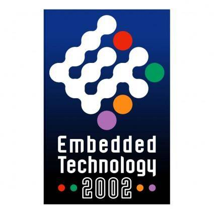 Embedded technology 2002