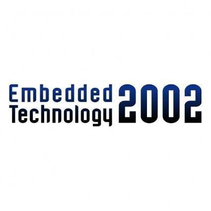 Embedded technology 2002 0