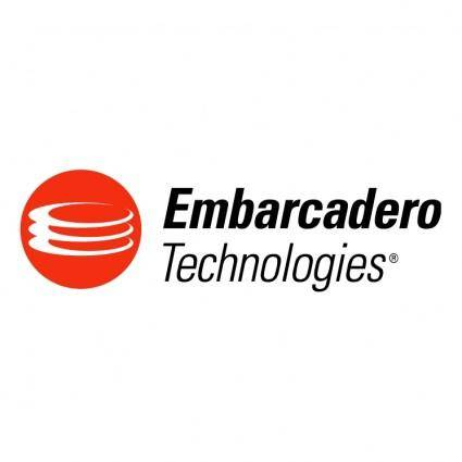 free vector Embarcadero technologies