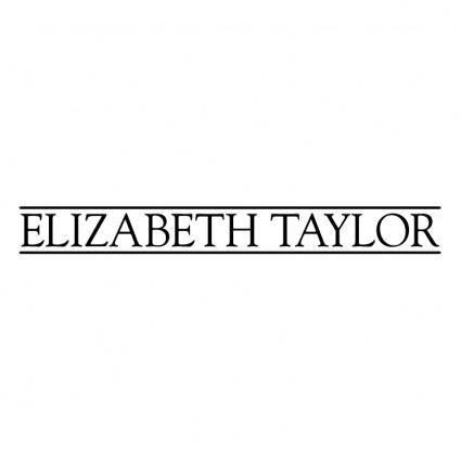 free vector Elizabeth taylor