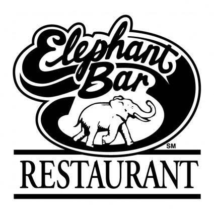 free vector Elephant bar