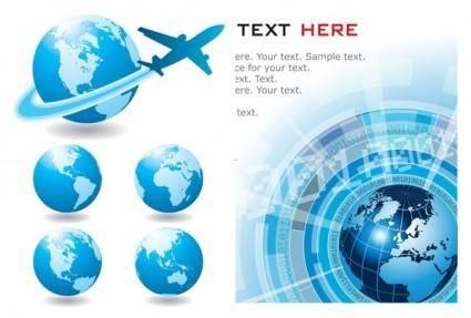 free vector Earth vector