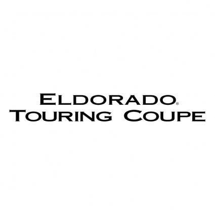 free vector Eldorado touring coupe