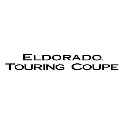 free vector Eldorado touring coupe