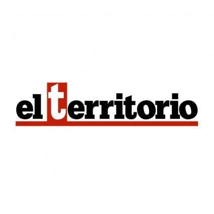 free vector El territorio