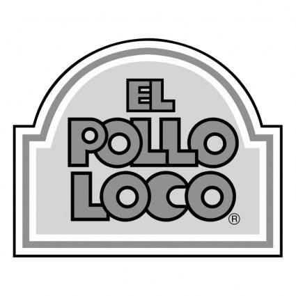 free vector El pollo loco 0