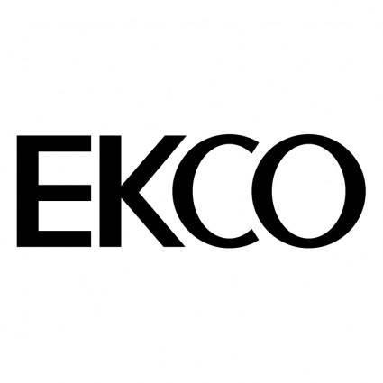 free vector Ekco 0