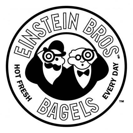 free vector Einstein bros bagels