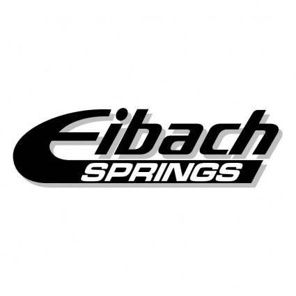 Eibach springs 0